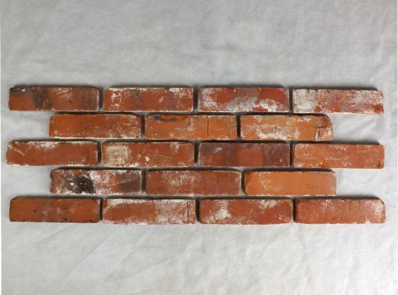 Antikriemchen Ziegelriemchen Mauerziegel Klinker antik retro Riemchen Steinriemchen Verblendziegel Fabrik Loft-Optik