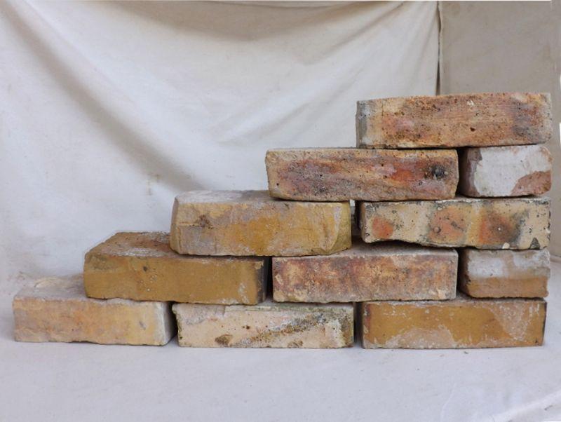 Reichsformat Ziegelsteine Klinker Backsteine Verblender Mauersteine Gartensteine Rückbausteine mediterran