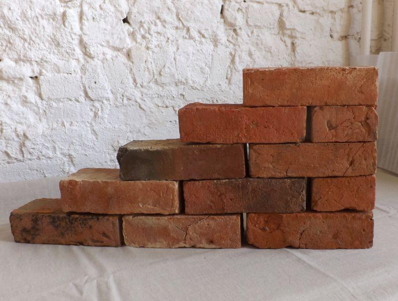 Reichsformat Ziegelsteine Klinker Backsteine Fassade Verblender Mauersteine Gartensteine klassische Optik