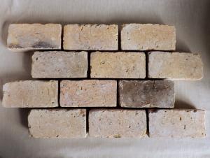 Pflastersteine Ziegelpflaster antik Backsteine Klinker Mauersteine Bodenziegel Landhaus Steinboden mediterran