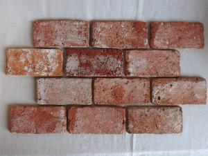 Bodenziegel Bodenplatten Bodenfliesen Weinkeller Antikziegel  Backsteine Terracotta Ziegelboden alte Mauersteine geschnitten Landhaus Industriestyle