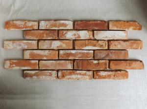 Antikriemchen Steinriemchen wiederverwendeter Mauerstein ökologische Wandgestaltung Wandpanele antik