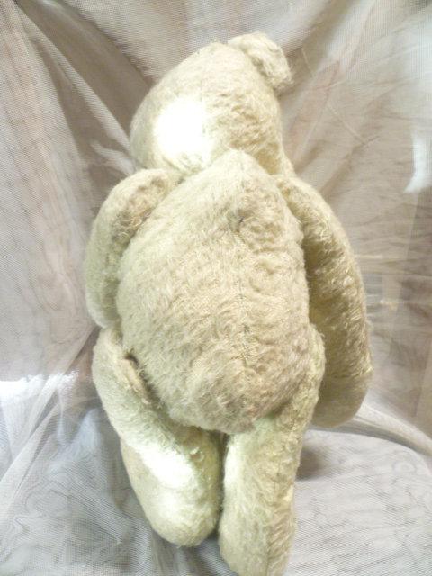 Seltener, antiker Vorkriegs- ausgeprägter ganz besonderer buckeliger Charakter Teddybär  Ein uralter, charmanter Bär wohl um 1920 er Jahre 4