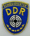 GST Abzeichen: Sportbekleidung T�tigkeitsabzeichen DSV Schiedsrichter, GST133-2