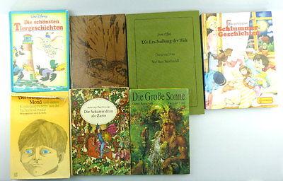 7 Kinderbücher: Die schönsten Tiergeschichten, Schlummergeschichten e1367