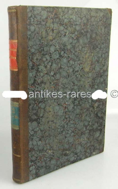 Neues elegantestes Conversations-Lexikon für Gebildete a.a. Ständen 1843 2.Band