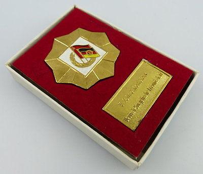 Medaille: 5 Jahre Kollektiv Deutsch Sowjetische Freundschaft, Orden2761