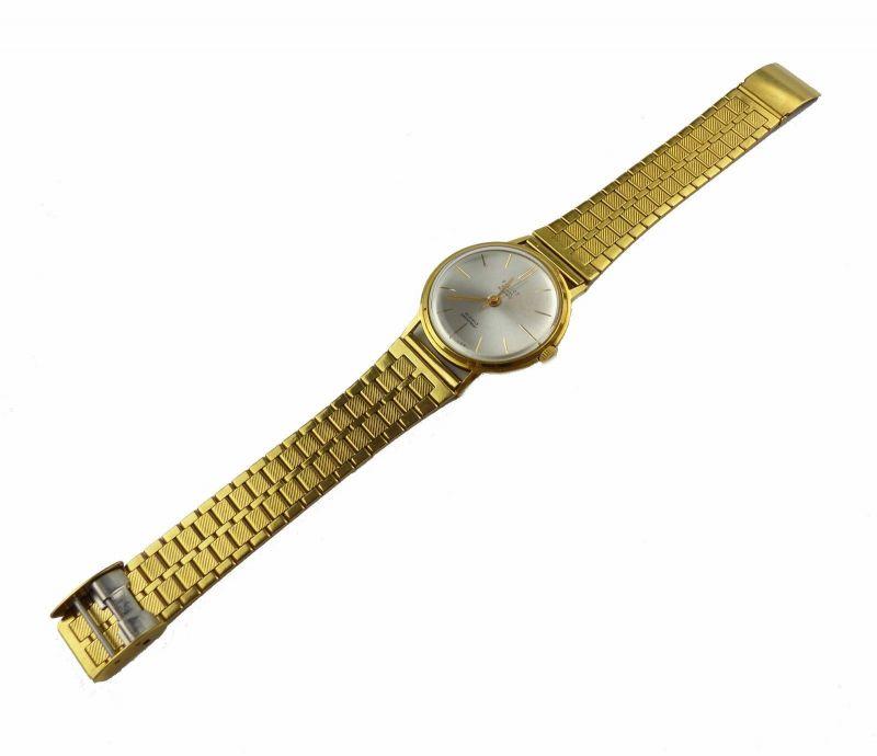 #e7053 Poljot de Luxe Automatic Armbanduhr UdSSR 60er Jahre 0