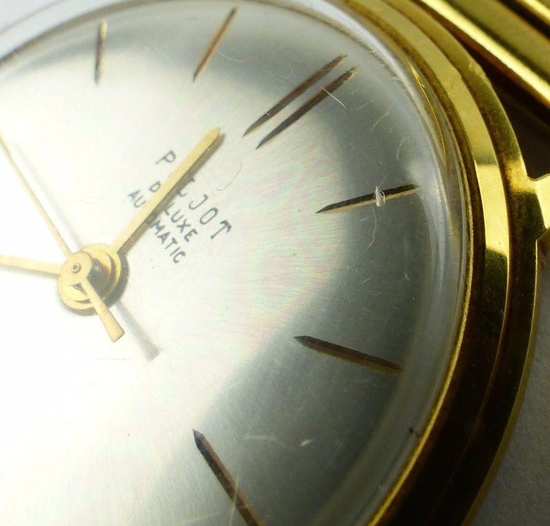 #e7053 Poljot de Luxe Automatic Armbanduhr UdSSR 60er Jahre 5
