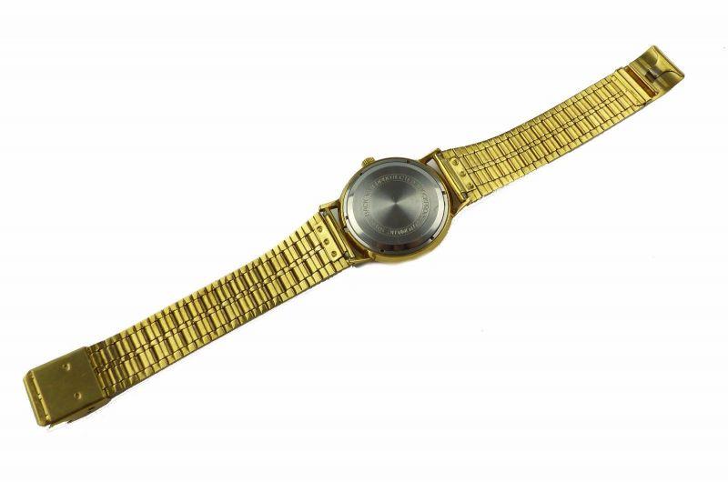 #e7053 Poljot de Luxe Automatic Armbanduhr UdSSR 60er Jahre 7
