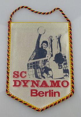 Wimpel: SC Dynamo Berlin Sportclub, Volleyball, Orden1885