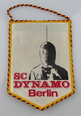 Wimpel: SC Dynamo Berlin Sportclub, Fechten, Orden1882