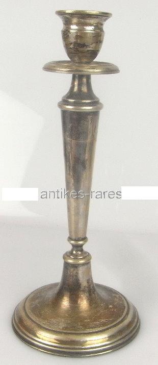 Dekorativer Kerzenleuchter aus 800 (Ag) Silber norb347