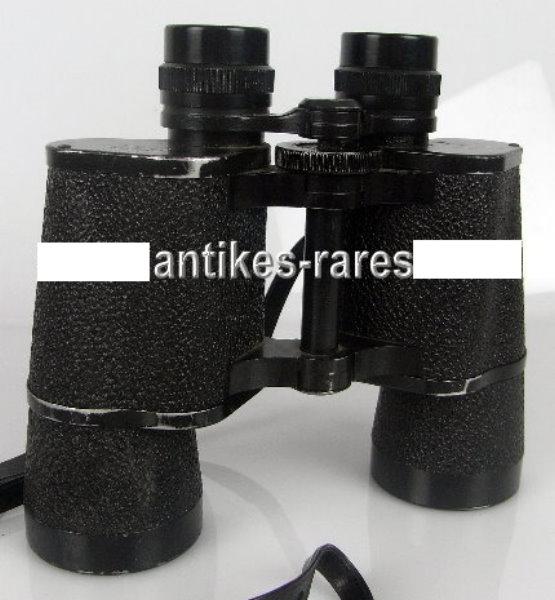 DDR Fernglas Carl Zeiss Jena Jenoptem 7x50 W multi-coated Serien-Nr. 6330513
