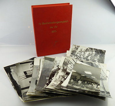 Fotomappe 38 Fotos : IV. Bezirksleistungsvergleich der ZV 1977, so307