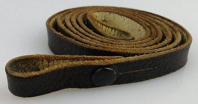 Schwarzer Trageriemen für Ferngläser, Gesamtlänge ca.: 86 cm, fern573