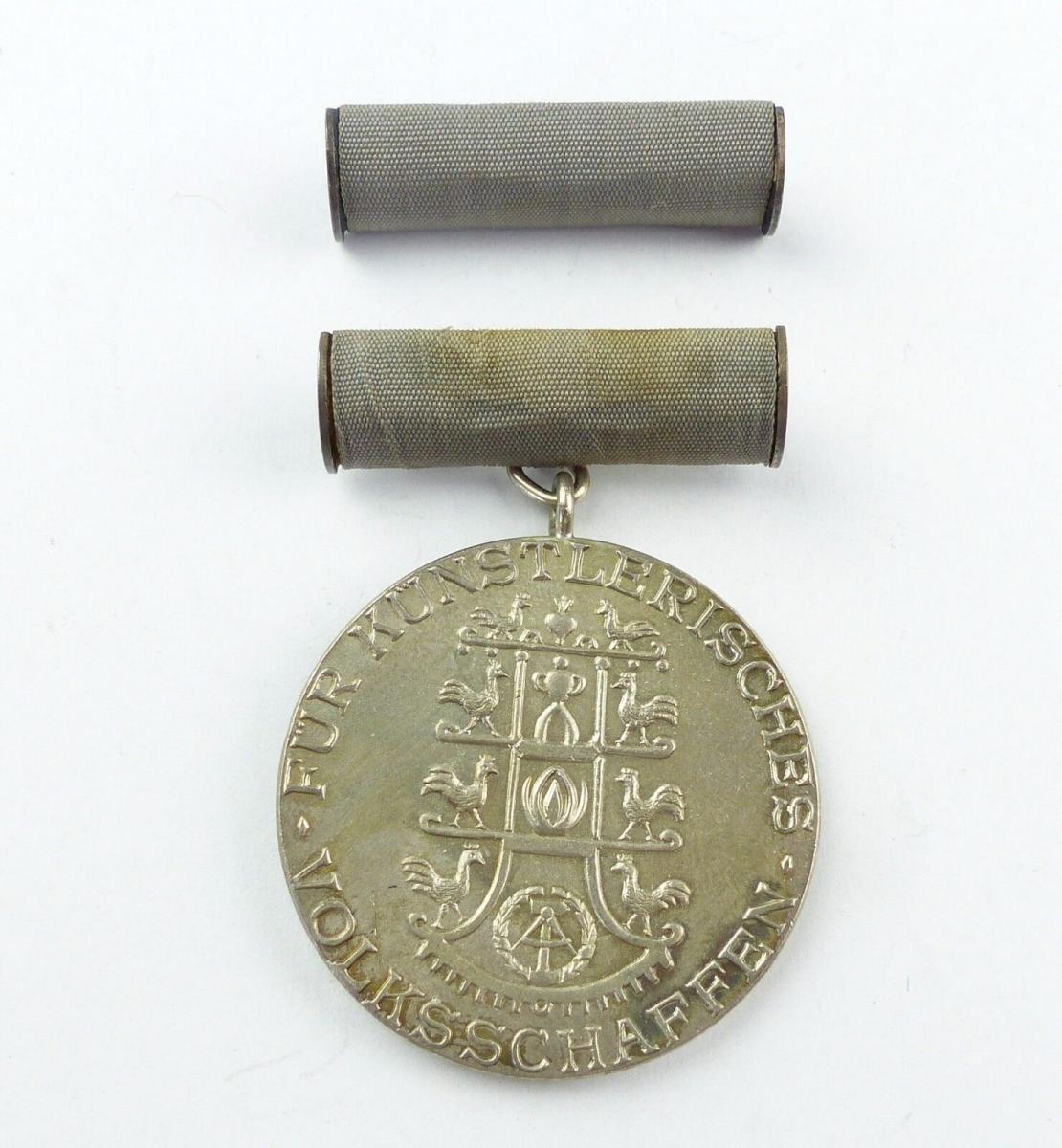 #e7773 Preis für künstlerisches Volksschaffen vgl. Nr. 30 b 1. Klasse ab 1971