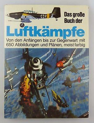 #e7737 Das große Buch der Luftstreitkräfte mit 659 Abbildungen und Plänen