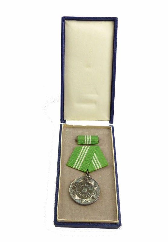 #e5420 Medaille für treue Dienste in den bewaffneten Organen des MdI Stufe II