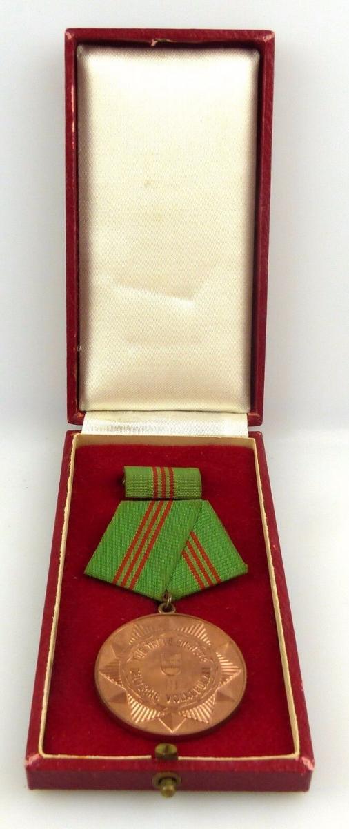 Medaille treue Dienste in den bewaffneten Organen des MdI Stufe 3 Bron Orden3357