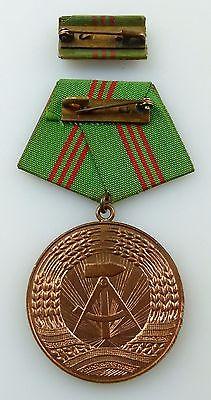 Medaille treue Dienste bewaffneten Organen des MdI Bronze Stufe III ,Orden3283 3