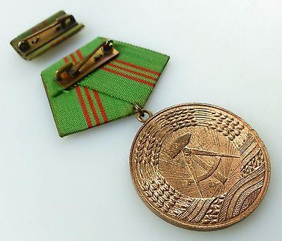 Medaille treue Dienste bewaffneten Organen des MdI Bronze Stufe III ,Orden3283 4