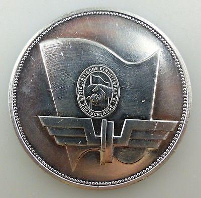 Medaille: SED ausgezeichnete Leistungen zum IX. Parteitag der DDR, Orden3354
