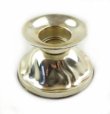 #e8230 Kerzenhalter mit Spieluhr 800 Silber spielt