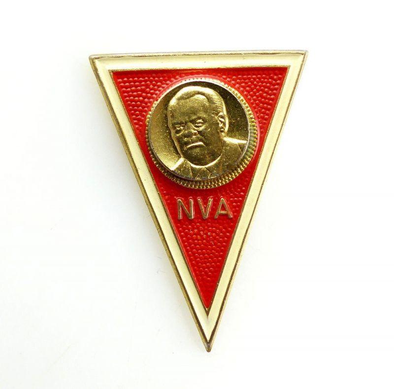 #e4541 Absolventenabzeichen Militärpolitische Hochschule Wilhelm Pieck Nr. 475 b