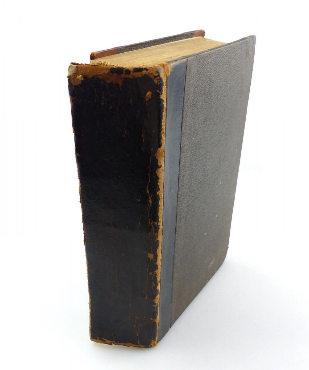 #e8443 Buch: Predigten für alle Sonn-, Fest- und Feiertage 1857 Ludwig Hofacker