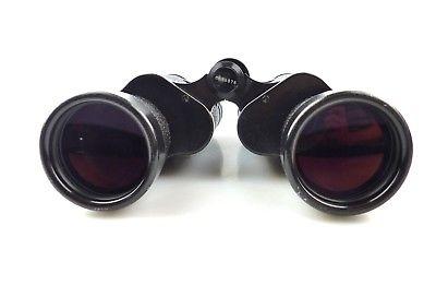 E8494 carl zeiss jena ddr fernglas binoctem 7x50 schwarz multicoated