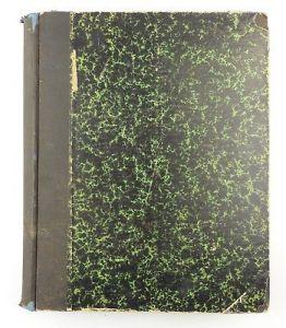 #e8645 Buch: Alt-Kiel in Wort und Bild mit über 400 Abbildungen 1899