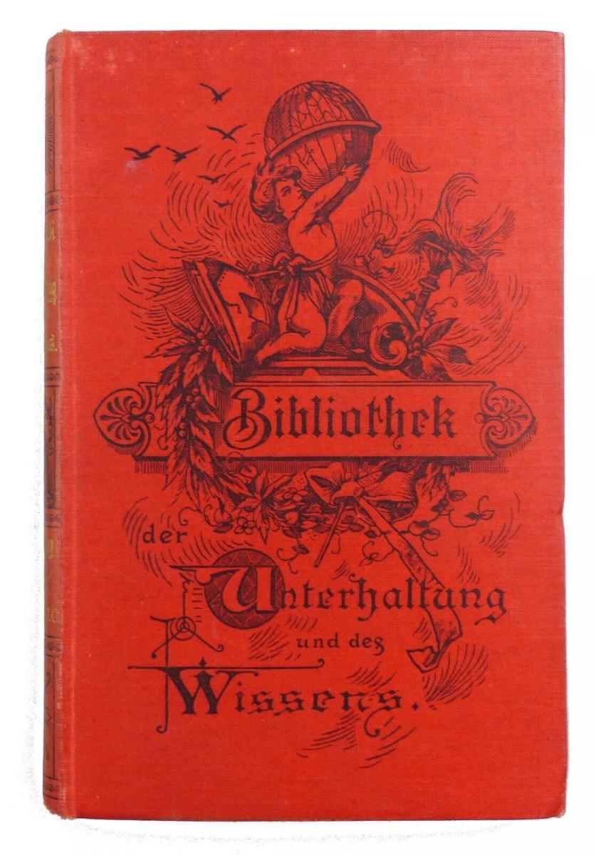 #e8780 Biblibiothek der Unterhaltung und des Wissens 10. Band
