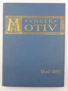 #e8762 Buch: Unser Motiv - Festschrift für Mitglieder des Vereins