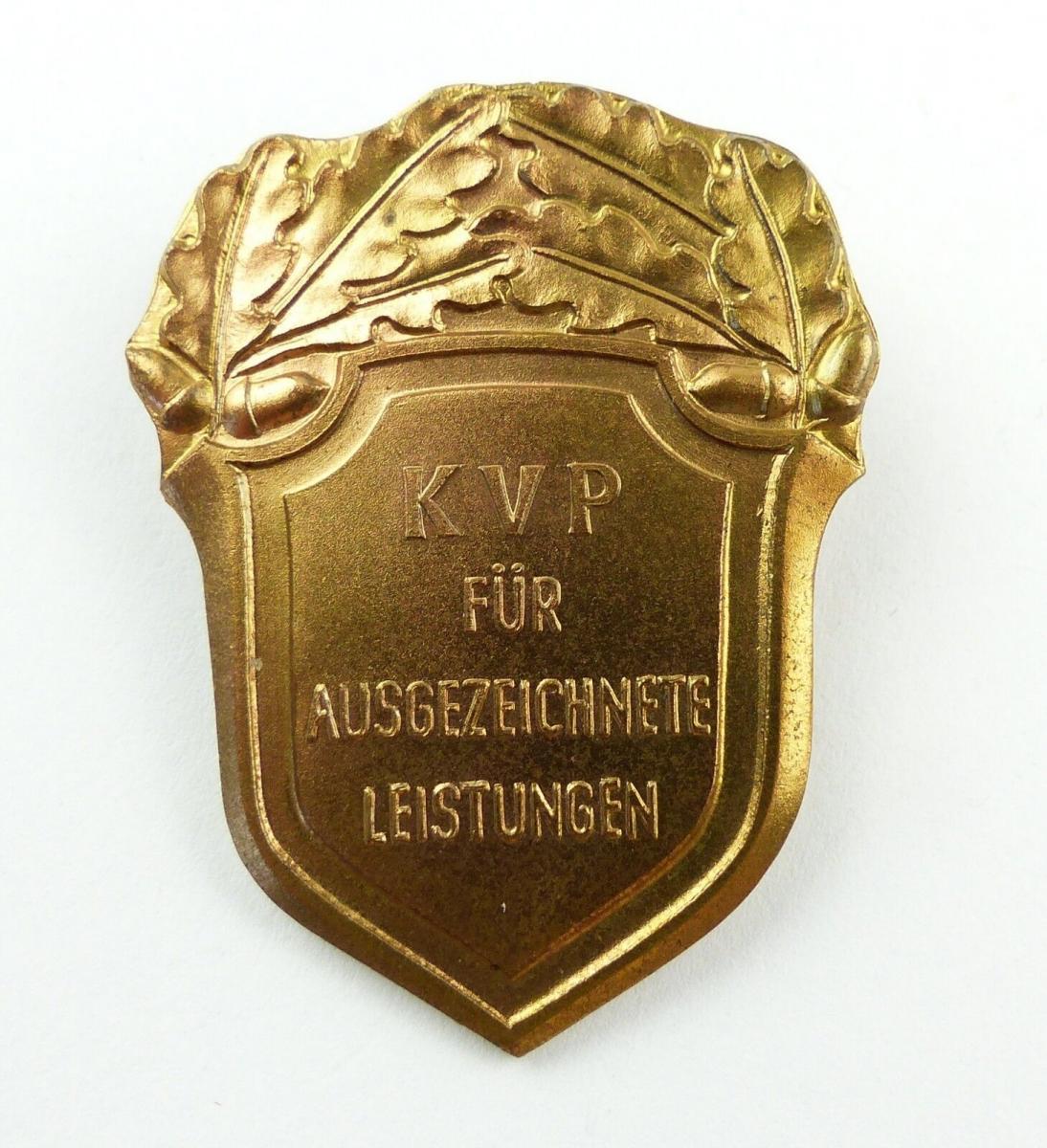 #e8751 DDR Leistungsabzeichen der Kasernierten Volkspolizei Nr. 134 b