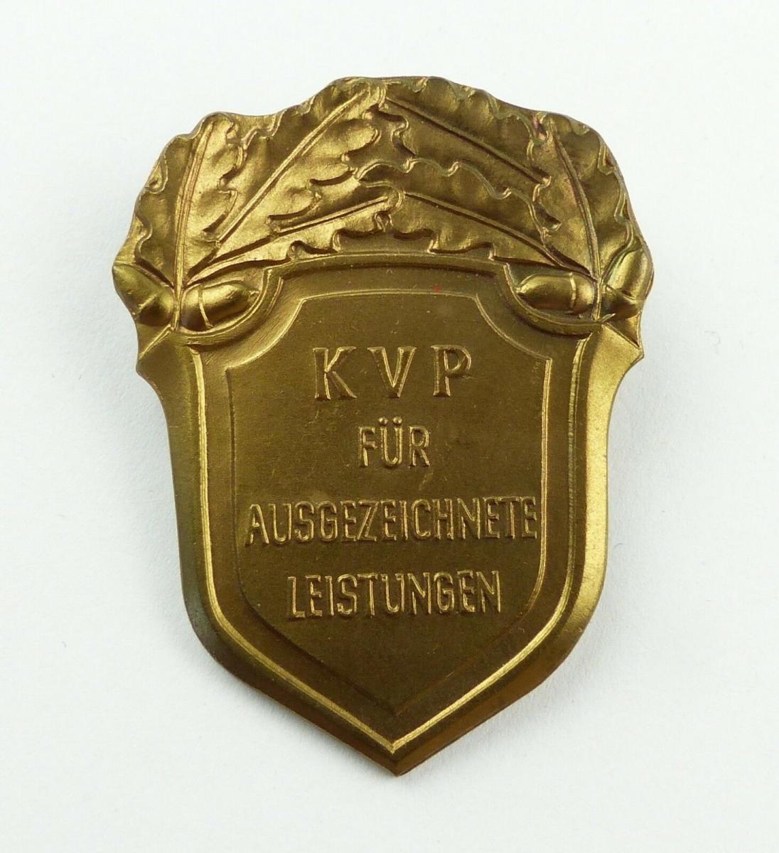 #e8750 DDR Leistungsabzeichen der Kasernierten Volkspolizei 1954-56 Nr. 134 a