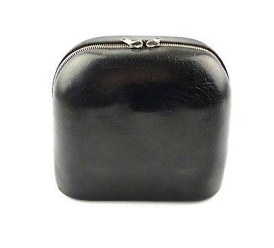 #e8859 Carl Zeiss Jena Tasche schwarz für Ferngläser 7x50, 10x50 oder 15x50