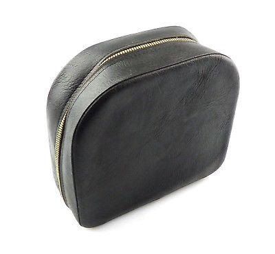 #e8857 Carl Zeiss Jena Tasche schwarz für Ferngläser 7x50, 10x50 oder 15x50