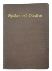 #e8927 Buch: Spähen und Streifen - ein Jugendbuch für Sport und Spiel 5. Auflage