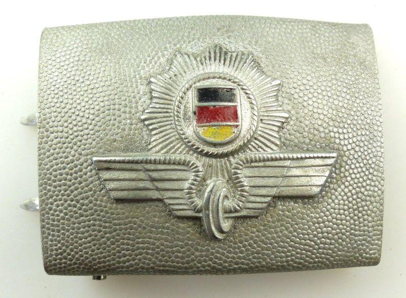 Seltenes Koppelschloss Transportpolizei 1954-1960 ,Orden3392