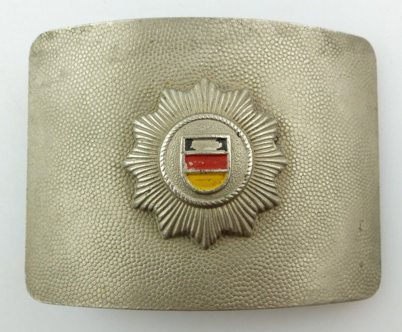 KVP Koppelschloss 1. Ausführung ab 1949 Sehr SELTEN ,Orden3390