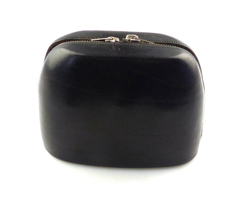 E9027 Schwarze Fernglastasche für Carl Zeiss Jena Ferngläser 6x30 oder 8x30