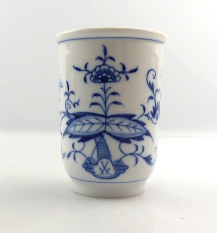 E9246 Kleine Meissen Vase mit Zwiebelmuster 1 Wahl
