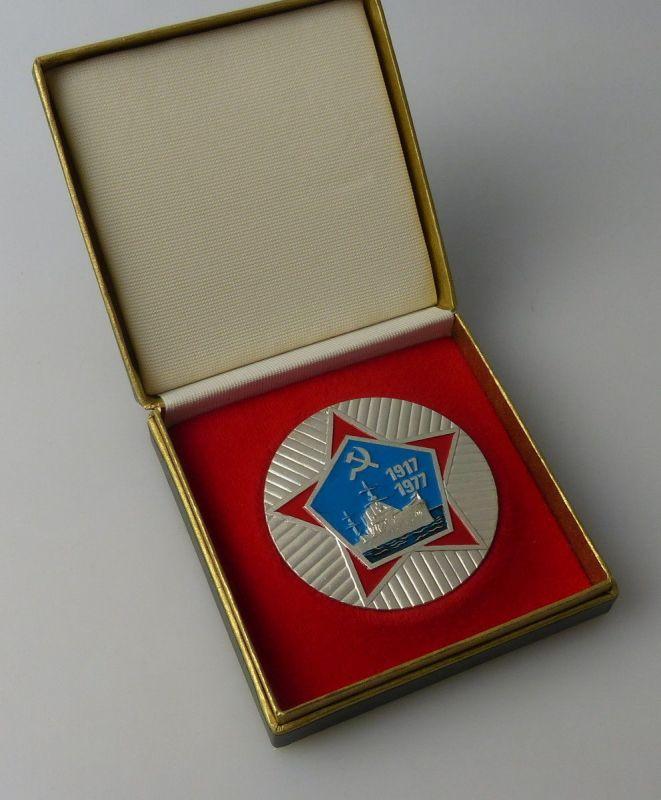Medaille : 60. Jahrestag der grossen Sozialistischen Oktoberrevolution / r 267