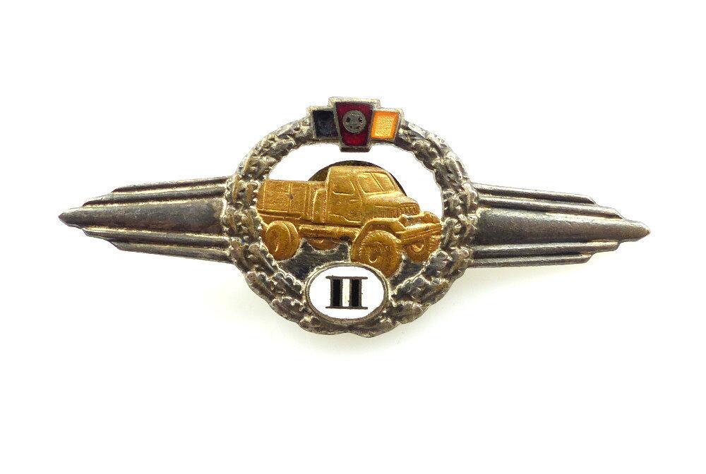 #e4660 Klassifizierungsabzeichen Schützenpanzer- und Kraftwagenfahrer Stufe II