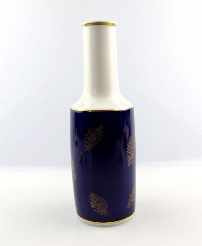 e5158 weimarer porzellan vase echt weimar kobalt mit gold dekor nr 291965153157 oldthing. Black Bedroom Furniture Sets. Home Design Ideas