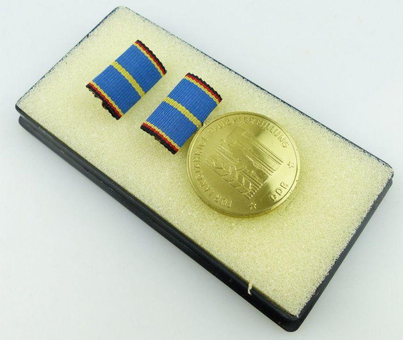 Medaille für langj. Pflichterfüllung zur Stärkung der Landesverteidigung, so318