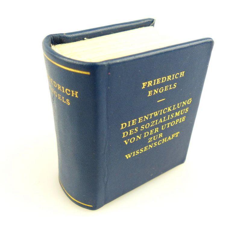 Minibuch: Friedrich Engels 1979 Entwicklung des Sozialismus...e345