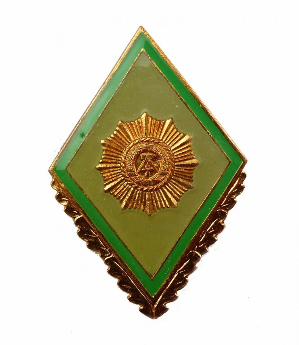 #e5562 DDR Absolventenabzeichen einer zivilen Universität o. Hochschule 1985-90