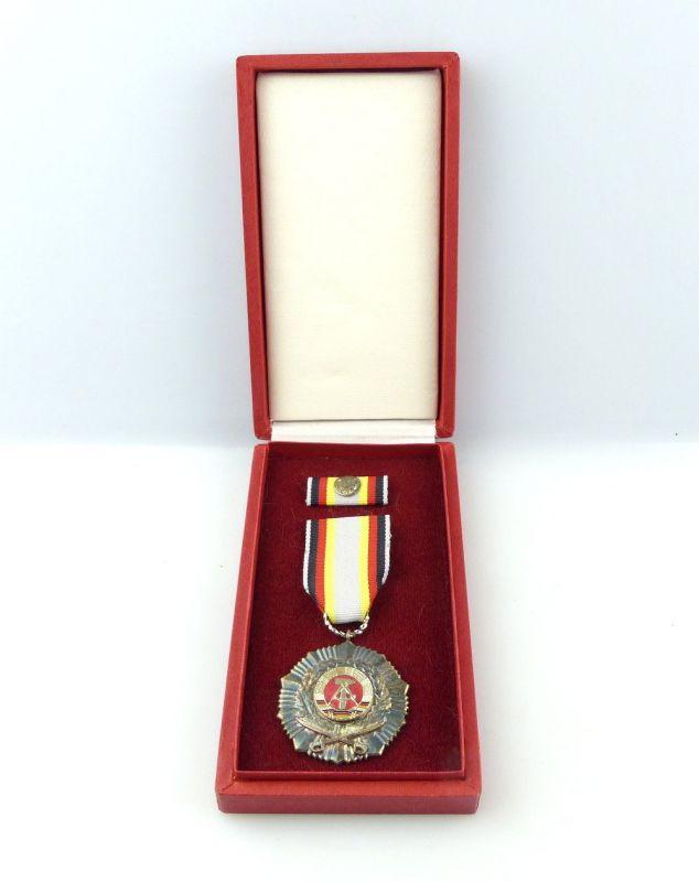 #e4598 Militärischer Verdienstorden der DDR Klasse II Silber (ab 1982) Nr. 20 a